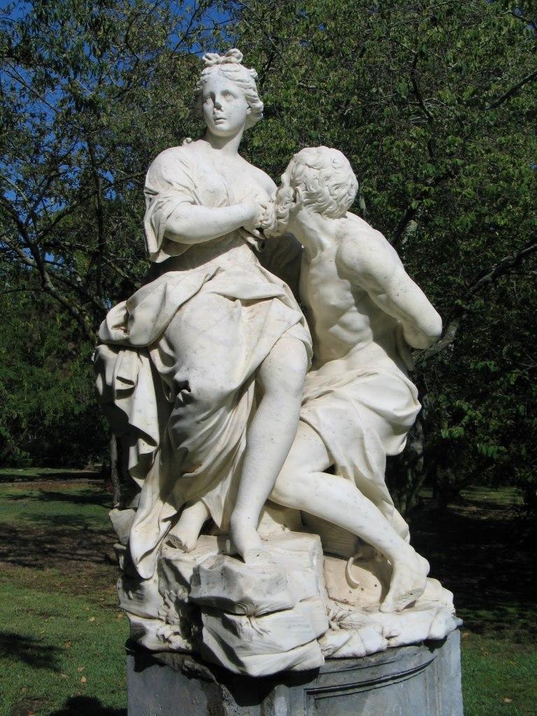 Jardim Botânico Tropical-Caridade Romana, Bernardino Ludovice (1737)