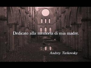 Nostalghia de Andrei Tarkovski-1983