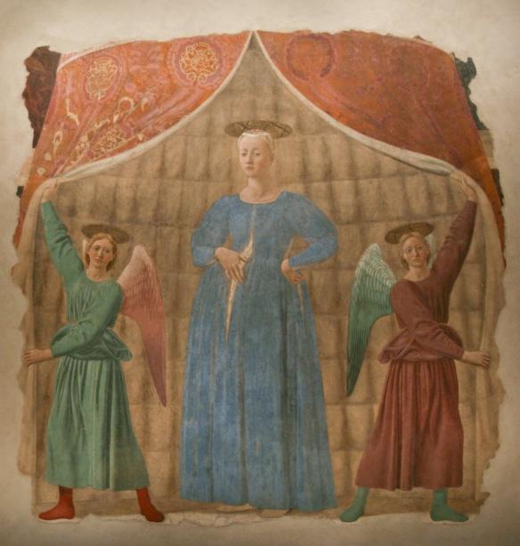 Piero_della_Franscesca-Madonna_del_Parto-1460