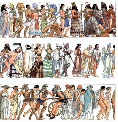Milo Manara - Storia dell'Umanità-II